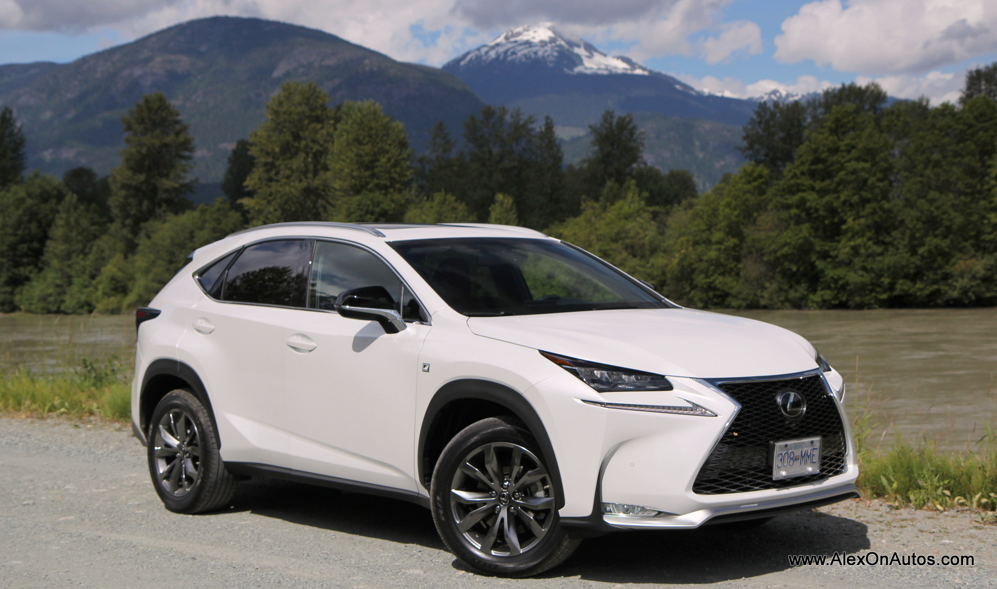 alexonautos review 2015 lexus nx 200t and 300h riverside green. Black Bedroom Furniture Sets. Home Design Ideas