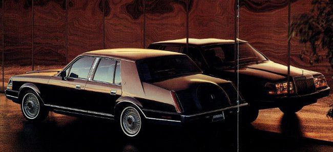 1987 Continental