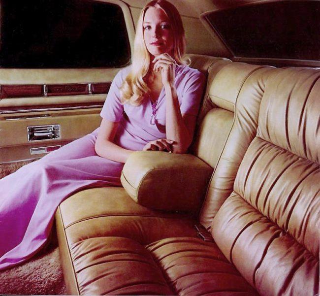 Cadillac lady