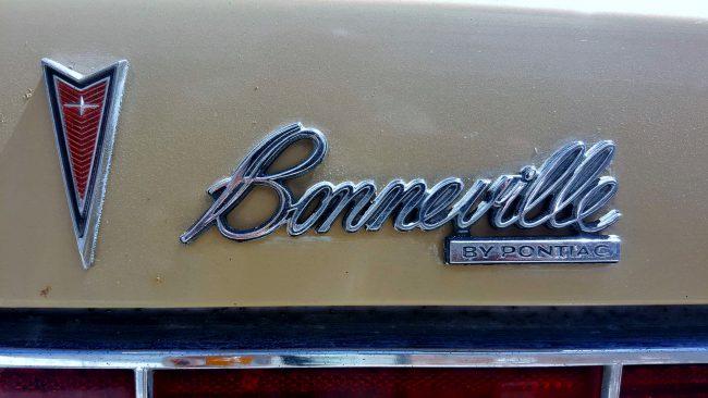 Bonneville Brougham 07