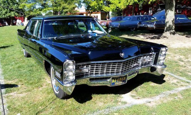 67 Cadillac