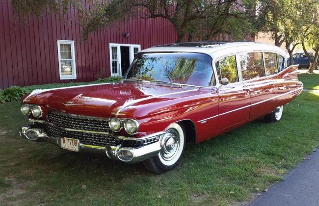 59 Cadillac Broadmoor Skyview