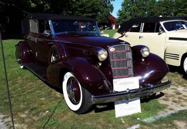35 Cadillac