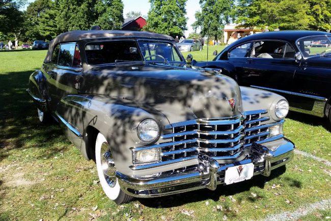 47 Cadillac 62 convertible
