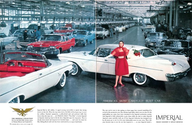 60 Imperial factory