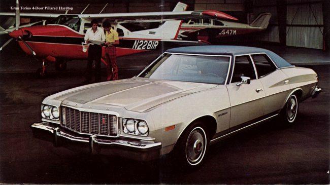 76 Gran Torino