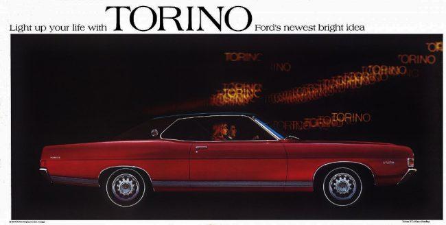 1968 Torino