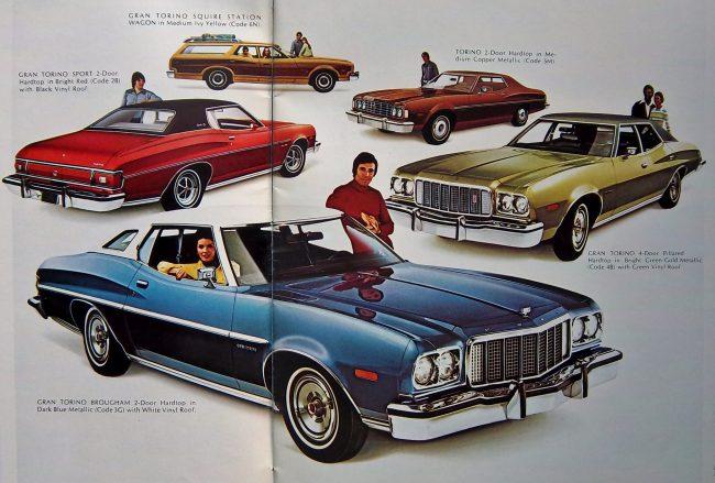 1974 Torinos