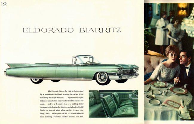 1960 Eldorado Biarritz