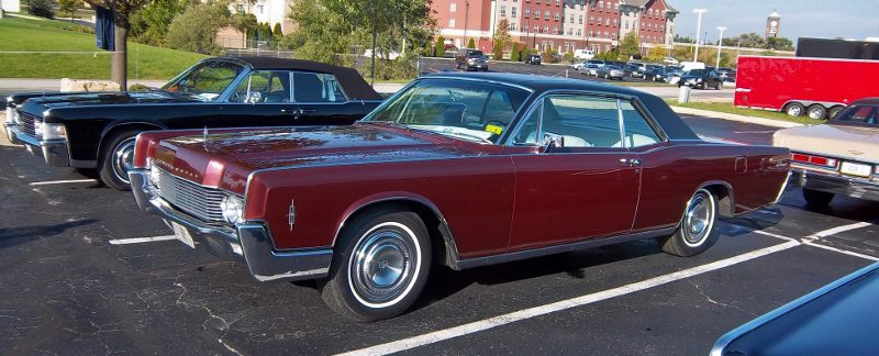 1966 Continental Coupé