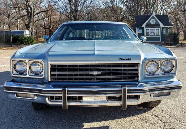 1976 Impala Landau