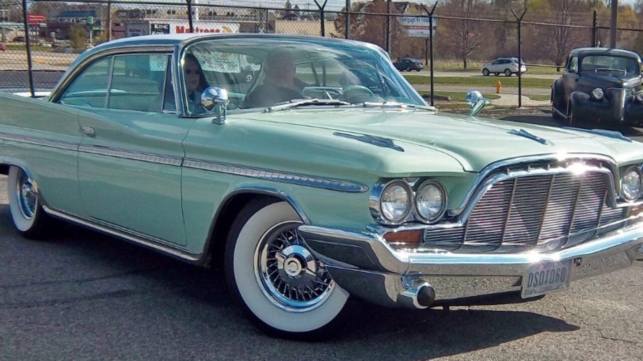 All 4 Shocks! 1957 1958 1959 1960 1961 Dodge and DeSoto  Shock Absorber Set